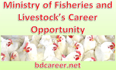 Ministry Fisheries Livestock Career