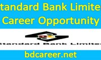 Standard Bank Limited Career Opportunity 2019