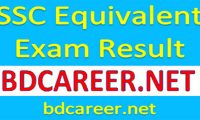 SSC Dakhil Vocational Exam Result 2019