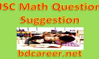 JSC Math Question Suggestion 2019 Latest